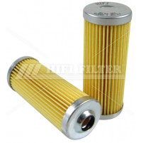 Fuel Petrol Filter For CATERPILLAR 2337761 and For FLEETGUARD FF 5260 - Dia. 35 mm - SN21587 - HIFI FILTER